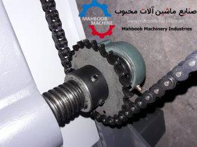 چرخ دوردوز تشک صنعتی