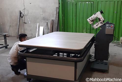 کارگاه صنایع ماشین آلات محبوب