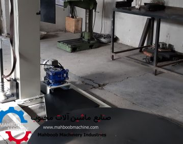 دستگاه استرچ پالت بسته بندی