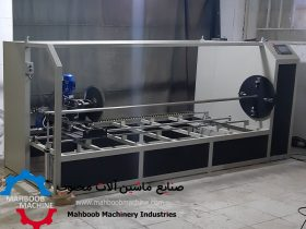 دستگاه رول بر CNC پارچه